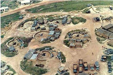 Viet Nam 1st175gunbtry11thmarines In 1969 Archive Marine Corps